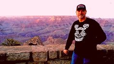 The Louder Faster shirts are now in long sleeves!  Thanks to Eddie Balko for sending in this pic from the Grand Canyon!  Get yours at www.traumatease.com