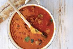 Clara's tomatensoep - Recept - Allerhande