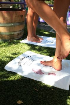Sterling Vineyards in Napa Valley (Calistoga) allows you to stomp grapes with your feet and then create a t-shirt with your wine footprints as a fun memento. They have an aerial tram to the top of their property with beautiful views (only winery in the world with a gondola ride!). Beginning of October is Crush when the grapes are harvested.