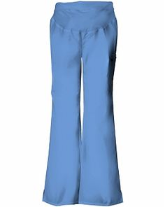 Cherokee Flexibles Maternity Pull On Cargo Scrub Maternity Scrubs, Maternity Pants, Cherokee Scrubs, Flare Leg Pants, Scrub Pants, Top Stitching, Work Wear, Perfect Fit, Pajama Pants