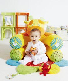 Mothercare Manta/soporte bebé Jirafa - Juguetes blandos - Juguetes de desarrollo - Juguetes - Mothercare.