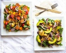 Healthy Recipes - 4/18 - The Chalkboard