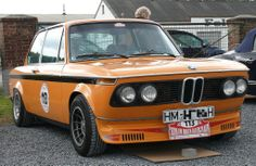 classic bmw alpina 2002 photos | BMW 2002 ti Alpina 1969 orange vr - a photo on Flickriver