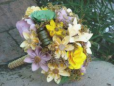 Bouquet de papel