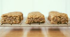Honey and coconut flapjacks: recipe from Crumbs Magazine