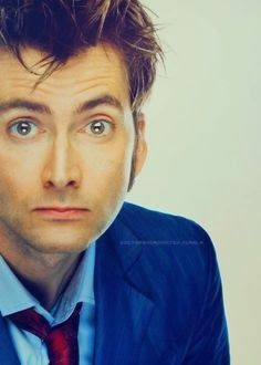 David Tennant - Doctor Who - still my personal favorite!