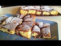 Prăjitură cu dulceață și cacao #prajituri French Toast, Breakfast, Food, Morning Coffee, Essen, Meals, Yemek, Eten