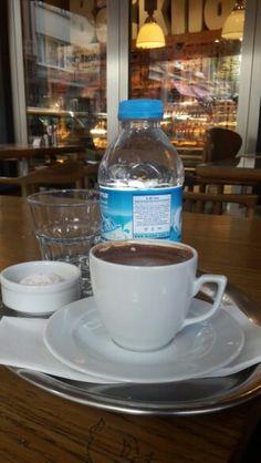 Türk kahvesi -  Backhouse