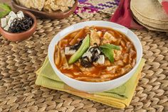 Aztec Soup - Easy and Deliciously Mexican
