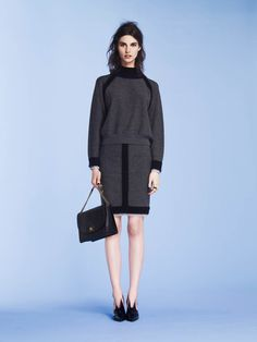 Sonia Rykiel Covers the Essentials for Pre Fall 2013 Collection
