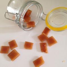 Hjemmelavede karameller på kun 8 minutter