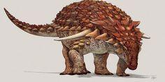 """Scoperta la """"Monna Lisa"""" dei dinosauri: la specie corazzata è vissuta 110 milioni di anni fa"""
