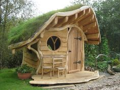 We take you on a journey through the most beautiful natural homes in the world sharing natural building and natural living skills and inspiration. Fairy Houses, Play Houses, Tree Houses, Garden Houses, Natural Homes, Natural Building, Earthship, Little Houses, The Hobbit