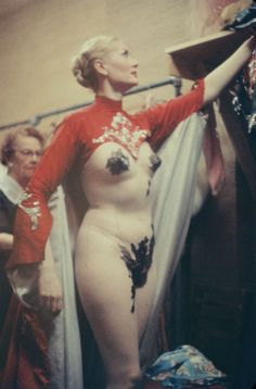 "Gordon Parks series ""Without the Girls, Show Biz Is No Biz"", 1958"