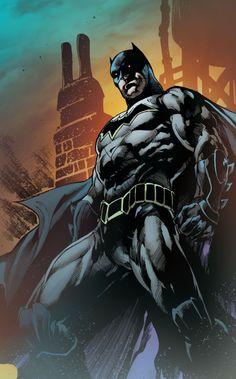 "•Batman v3 #5 - ""I am Gotham V"" (2016)"