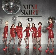 AOA Mini Skirt Limited Edition Type A CD DVD Japan Japanese UICV-9069 US $40.00