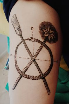WICKED (the musical) tattoo!