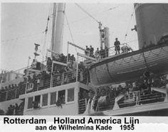 holland amerika lijn 1955 - Google zoeken