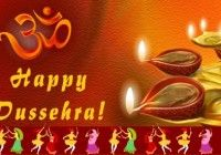 Happy Dussehra 2015 Greetings, Wishes In English, Hindi