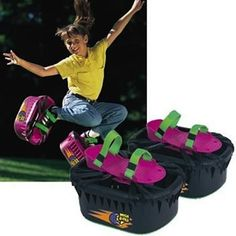 Or a fresh pair of Moon Shoes/shoes that will wreck your ankles: | 50 Things You Will Never Get For Christmas Again