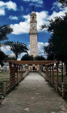 Qishla clock, Baghdad