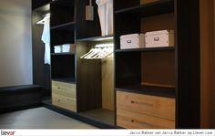 Maatwerk kledingkast - Jacco Bakker - design Jacco Bakker - kasten - kledingkasten - inloopkasten - maatwerk