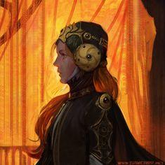 Lady Jessica by SamC-Art on deviantART