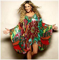 LindonaRem- Comunidade da Moda : RX de estilo: Claudia Leite