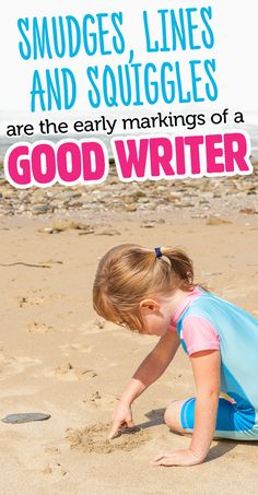 Smudges, lines and squiggles are the early markings of a good writer Writing Ideas, Writing Activities, Foundation Stage, Home Education Uk, Kindergarten Writing, Get Excited, Eyfs, 5 Year Olds, Mark Making