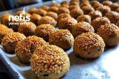 Lokmalık Pastane Tuzluları Tarifi nasıl yapılır? 5.058 kişinin defterindeki bu tarifin detaylı anlatımı ve deneyenlerin fotoğrafları burada. Food N, Good Food, Food And Drink, Yummy Food, Muffins, Homemade Beauty Products, Tea Time, Cookie Recipes, Almond