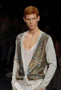 Fendi S/S 2007 Menswear