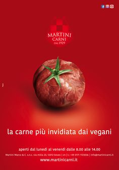 Cliente: Martini Carni Nuova ADV #advertising #playadv #martinicarni #boves