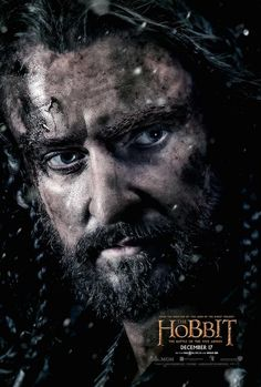 Thorin Oakenshield - The Hobbit: The Battle of the Five Armies