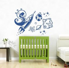 Wall Decal Vinyl Sticker Decals Art Decor by CreativeWallDecals.  $28.99