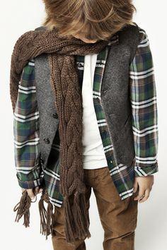 Boy's clothing, Zara
