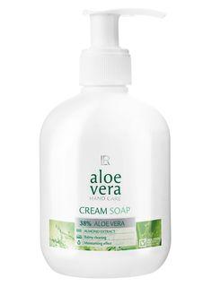 Lr Aloe Vera Cremeseife //Price: $7.98  //   #aloevera    https://aloevera-beratung24.de/produkt/lr-aloe-vera-cremeseife/