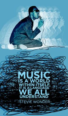 Music is a world within itself