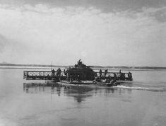 M4 Sherman Meiktila Burma Irrawady River February 1945