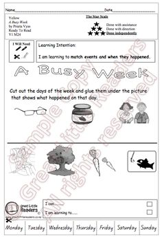 Great Little Readers Guided Reading, Words, Horses