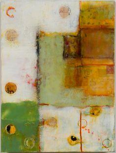 Michelle Trahan Carson - encaustic art
