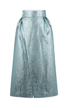 Wrap Skirt by Vika Gazinskaya - Moda Operandi
