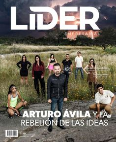 Revista Líder Empresarial No. 273