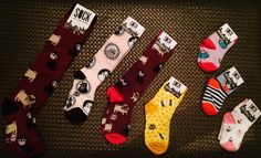 Sock It to Me, an awesome sock brand based out of Portland ** Follow me on www.MommasBacon.com **