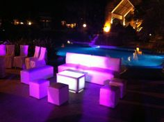 Salas lounge Cancún Seleccto DJ