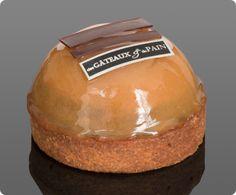 Paris Patisseries | The Pastries & Pastry Shops of Paris Des Gâteaux et du Pain :: Poire Muscovado