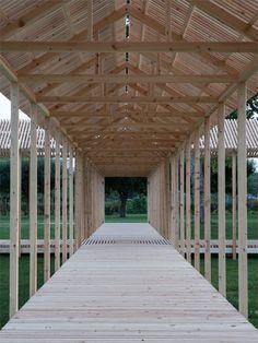 Pavillon MAA 2017 i Kongens Have | Arkitektforeningen