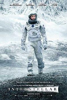 Interstellar Movie Poster 27 x 40 Style D 2014 Unframed