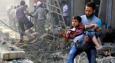 Mijają cztery lata od wybuchu wojny domowej w Syrii