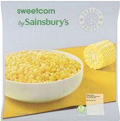 Sainsbury's Sweetcorn (1Kg)