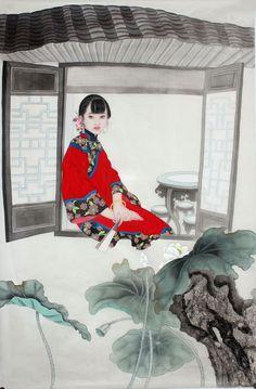 (Artiests Yue Guo Jin & Wang Mei Fang)